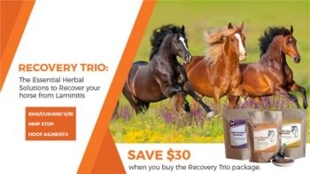 Save $30 on Recovery Trio