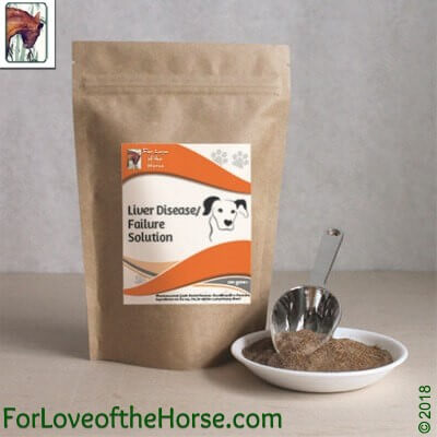 Liver Disease/Failure Solution for Dogs 324g